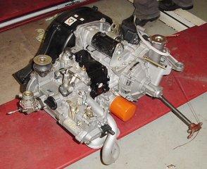 Motor 420CC Diesel watergekoeld