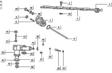 Injectors en Opvoerpomp