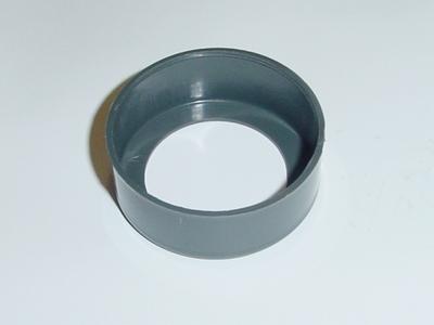 Plastic ring stuurstang
